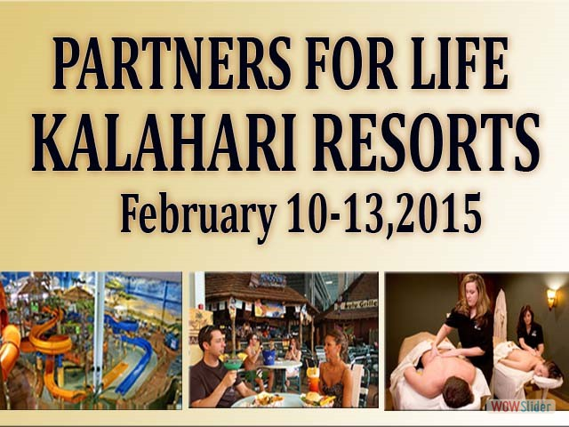 Partners For Life Conference